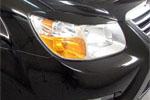 Реснички широки Kia Cerato 2006 - 2009 (BK-Tun, KC02)