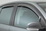 Ветровики (дефлекторы окон) для Kia Sportage 2010- (Climair, CLI0033713/CLI0044322)