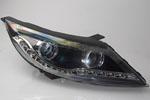 Передняя оптика для KIA Sportage New Type 2011-2012 (JUNYAN, KIASPNEW11-12.HID.MD1)