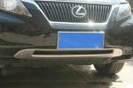 Накладка на передний бампер для Lexus RX-350 2009-2012 (Kindle, RX-B15)