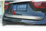 Хром накладка на кромку багажника для BMW X6 (F16) 2015+ (Kindle, X6-D55)