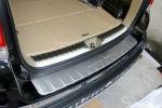 Накладка в багажник (внутренняя) для Toyota Highlander 2015+ (Kindle, HL-P41)