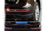 Хром накладка на задние габариты для Audi Q5 2012+ (Kindle, Q5-L24)