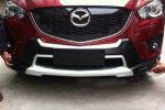 Накладки на передний бампер для Mazda CX-5 2012+ (Kindle, CX5-B23)