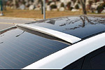 Козырек заднего стекла (бленда) Hyundai Elantra 2011- (SMotors, HYU-EL11RS4581)