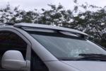 Козырек на лобовое стекло Mercedes Vito/Viano 2003- (Omsa, MVV03FS01)