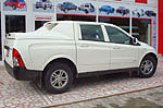 "Крышка кузова ""FullBox"" SsangYong Actyon Sport 2006- (AFCARFIBER, FB-SA01)"