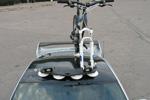 Крепление для перевозки велосипедов Mini Bomber (вакуумное) (SeaSucker, MINIBOOMER)