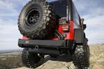 Фаркопный крюк к заднему бамперу Jeep Wrangler (ARB, 5750020)