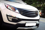 """Решетка радиатора """"Luxury Grill"""" для Kia Sportage 2010- (KAI, KSGR-GRCS-01)"""
