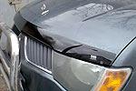 Дефлектор капота Mitsubishi L200 2007- (EGR, 026161)