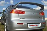 "Спойлер задний ""EVO STYLE"" Mitsubishi Lancer X 2007- (Eleron, LA 12-7435)"
