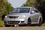 Тюнинг Chevrolet Lacetti седан