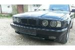Накладки (Клыки) на передний бампер для BMW 5-series (E34) 1988-1995 (LASSCAR, 1LS 201 604-251)