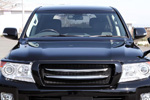 Решетка радиатора «Jaos» Toyota Land Cruiser 200 2007- (S-Line, TOY.LC.RGJB)