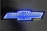 Светодиодный 3D логотип «Blue» Chevrolet Cruze (PENG, LED.PNG.CHCR3DBL)
