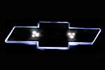 Светодиодный 3D логотип «White» Chevrolet Cruze (PENG, LED.PNG.CHCRRPSWH)