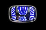 Светодиодный 3D логотип «Blue» Honda Accord (PENG, LED.PNG.HONACC3DBL)