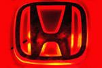 Светодиодный 3D логотип «Red» Honda Civic (PENG, LED.PNG.HONCIVRPSRD)