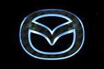 Светодиодный 3D логотип «White» Mazda3 (PENG, LED.PNG.MZD3RPSWH)