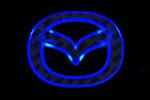 Светодиодный 3D логотип «Blue» Mazda6 (PENG, LED.PNG.MZD6RPSBL)