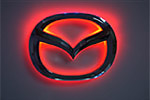 Светодиодный 3D логотип «Red» Mazda6 (PENG, LED.PNG.MZD6RPSRD)