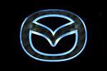 Светодиодный 3D логотип «White» Mazda6 (PENG, LED.PNG.MZD6RPSWH)