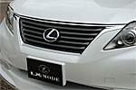 Решетка радиатора Lexus RX350/450h 2009- (LX-MODE)