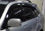 Дефлекторы окон (темные) для Lexus RX 300 с 2003 (EGR, EGR 92492 028B)