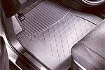 Коврики салона Lexus RX 300 03- 5D резиновые черные (Original, PZ414-K2352-RJ)