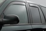 Ветровики (дефлекторы окон) для Range Rover Sport 2005- (Climair, CLI0033408/CLI0044034)