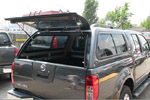"Хард-топ кунг (canopy) ""Modell Lux"" для Nissan Navara 2006-2015 (Aeroklas, Modell Lux)"