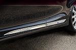 Накладки на двери Lexus CT200h 2011- (LX-mode, LXAK-1LJ1-CS)