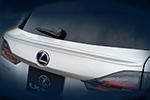 Спойлер задней двери Lexus CT200h 2011- (LX-mode, LXAQ-1LJ1-SS)