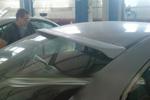 """Козырек заднего стекла """"Бленда"""" на Mazda 6 08- (BK-Tun, M63BL08)"""