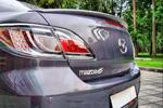 """Задний спойлер """"Сабля"""" на Mazda 6 08- (BK-Tun, M63SB08)"""