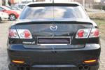 """Задний спойлер """"Сабля"""" на Mazda 6 03-08 (BK-Tun, M63SB)"""