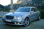 Тюнинг Mercedes E-Class