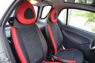 Авточехлы (Leather Style) для Mercedes Smart Fortwo 2001+ (MW BROTHERS)