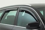 Ветровики (дефлекторы окон) для Mitsubishi Outlander 2007- (Climair, CLI0033517/CLI0044132)