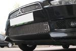 Накладка на решетку радиатора и бампера  Mitsubishi Lancer X (PoligonAvto, POLIAVTO.MIT.LANCX.01)