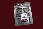 Накладки на педали Mitsubishi Lancer IX (RALLIART, MITS.L9.PEDMT)