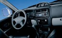 Тюнинг джипов Mitsubishi