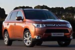 Тюнинг Mitsubishi Outlander 2012-