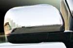 Хромированные накладки на зеркала для Mitsubishi PAJERO с 2007 (EGR MC226190)
