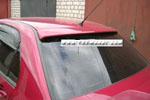 Спойлер заднего стекла (козырек) Mitsubishi Lancer 9 (BK-Tun, ML01)