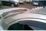 Козырек заднего стекла Mitsubishi Lancer X (BK-Tun, ML102)