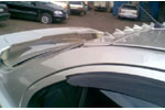 "Дефлектор на крышу ""Evo-style"" Mitsubishi Lancer X (BK-Tun, ML102)"