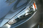Реснички Mitsubishi Lancer X SportBack 2007- (BK-Tun, ML105)