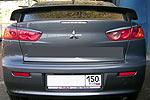 Задний спойлер Mitsubishi Lancer X (BK-Tun, ML106)